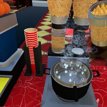 Clash Of Chefs VR Has Been Announced For Oculus Quest