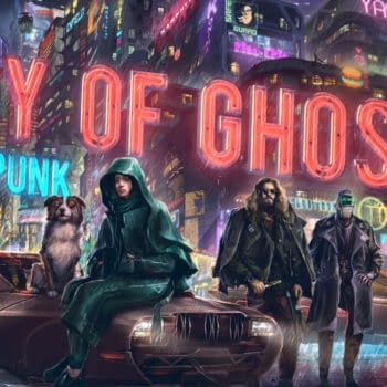 "Cloudpunk Will Be Getting New DLC Called ""City Of Ghosts"""