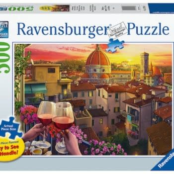 Ravensburger Announces New Spring 2021 Puzzle Lineup