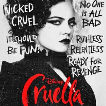 Disney Releases Character Posters, Behind The Scenes Look At Cruella