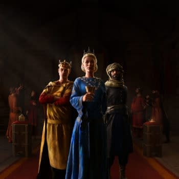 PDXCON Remixed Reveals Details For Crusader Kings III: Royal Court