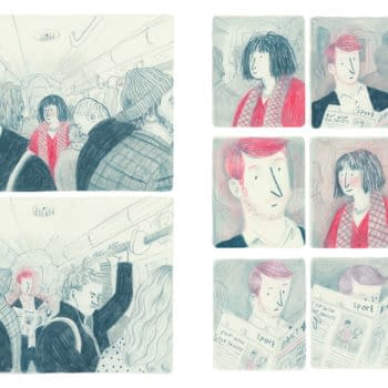 David Fickling acquires wordless graphic novel from Sophie Burrows