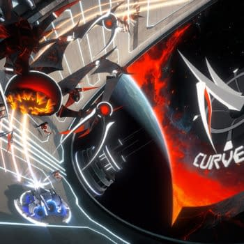 Indie Shoot-'Em-Up Curved Space Celebrates National Space Day