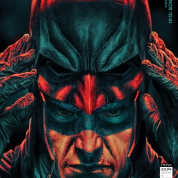 Full DC Comics August 2021 Solicitations, Batman and the World Beyond