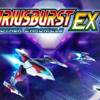 Taito Will Be Releasing DariusBurst: Another Chronicle EX+