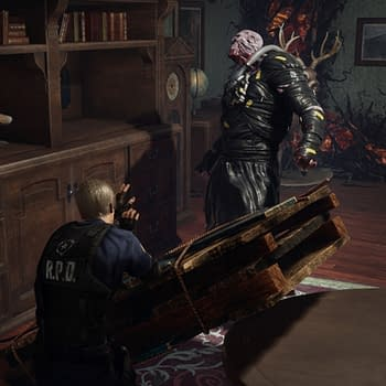 Dead By Daylight Reveals Resident Evil Chapter Details