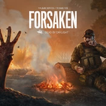 "Dead By Daylight Launches Their Latest Tome Called ""Forsaken"""