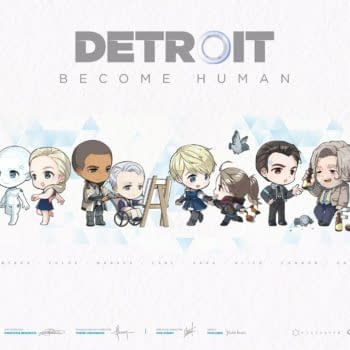 Giveaway - Detroit: Become Human Limited Edition Art Print