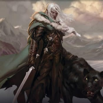 Dungeons & Dragons Unveils Summer-Long Celebration Of Drizzt