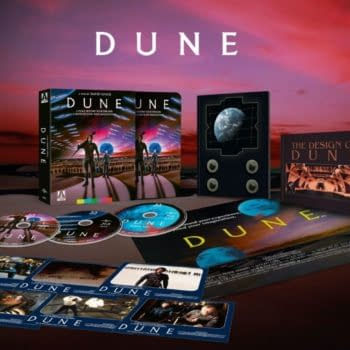 Dune 4K Limited Edition Blu-ray of Lynch Version COming From Arrow