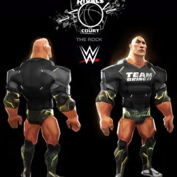 """Dwayne """"The Rock"""" Johnson Joins The Ultimate Rivals Roster"""