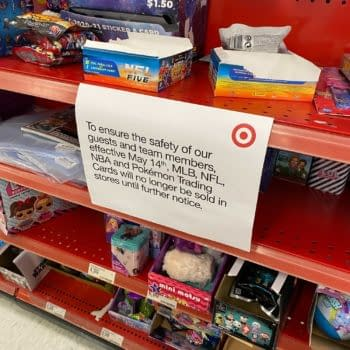 Target Stores To Halt Sales Of All Trading Cards From May 14th On