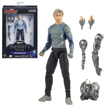 Marvel Legends MCU Quicksilver Up For Preorder Right Now