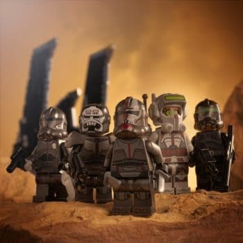 LEGO Deploys The Bad Batch As Their Newest Star Wars Set