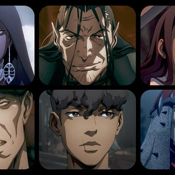 Castlevania Season 4 Cast: Malcolm McDowell Christine Adams &#038 More