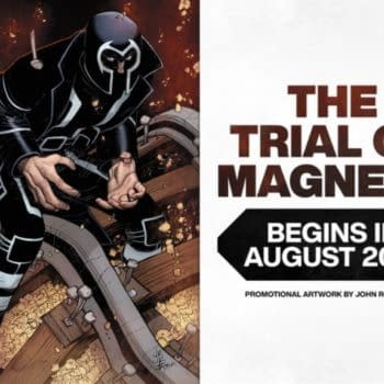 Marvel Comics To Publish The Trial Of Magneto In August