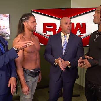 Updated WrestleMania Backlash Card: Priest vs. Miz Lumberjack Match