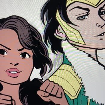 Disappearing/Reappearing Queer Loki On Marvel's Voices: Pride Cover