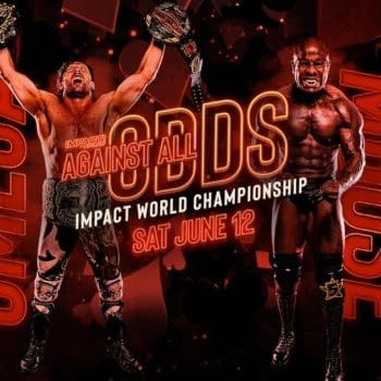 Kenny Omega vs. Moose for the Impact Championship is set for Against All Odds in June