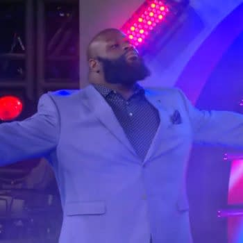 WWE Hall of Famer Mark Henry makes his AEW debut at Double or Nothing