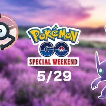 Deino, Unown, & Eevee Featured in Pokémon GO Verizon Event