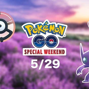 Deino Unown &#038 Eevee Featured In Pokémon GO Verizon Event