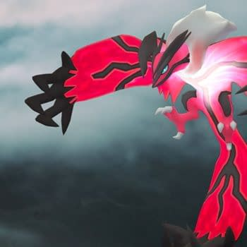The Legendary Pokémon Yveltal Has Arrived in Pokémon GO