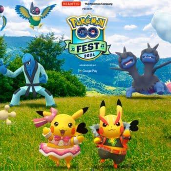 Pokémon GO Announces Details for GO Fest 2021: New Shinies & More!