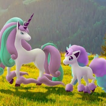 Shiny Galarian Ponyta Make-up Event Coming to Pokémon GO