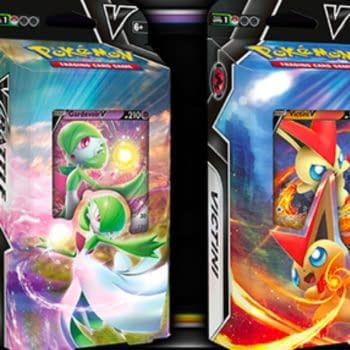 What Comes in the Pokémon TCG: Gardevoir & Victini V Decks?