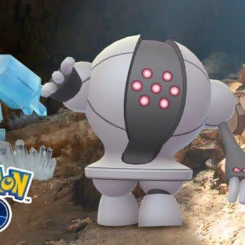 Today is Regirock Raid Hour in Pokémon GO: June 2021
