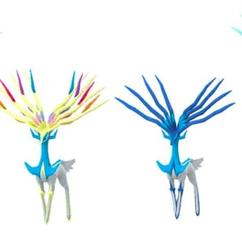 This Is What Shiny Xerneas Will Look Like In Pokémon GO