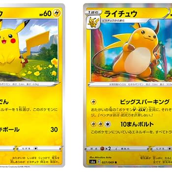 Raichu Holo &#038 Pikachu Card Will Be In Pokémon TCG: Eevee Heroes