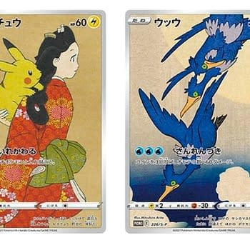 Pokémon TCG Debuts Japan-Exclusive Post Office Promo Cards