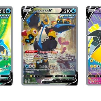 Full Art Cards of Pokémon TCG: Battle Styles Part 2