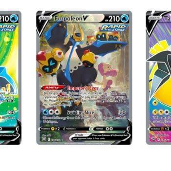 Full Art Cards of Pokémon TCG: Battle Styles Part 2