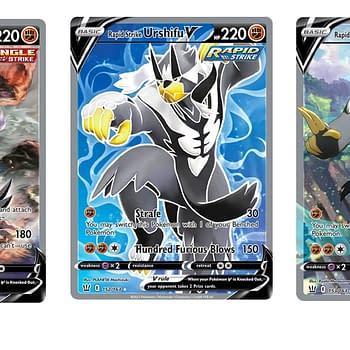 Full Art Cards Of Pokémon TCG: Battle Styles Part 4