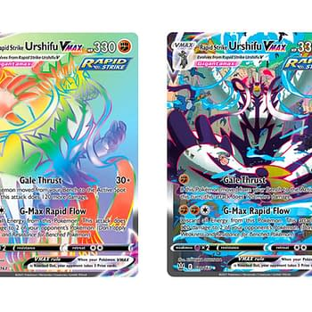 Secret Rare Cards Of Pokémon TCG: Battle Styles Part 3