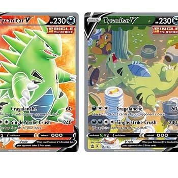 Full Art Cards Of Pokémon TCG: Battle Styles Part 5
