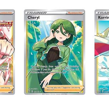 Full Art Trainers of Pokémon TCG: Battle Styles Part 1