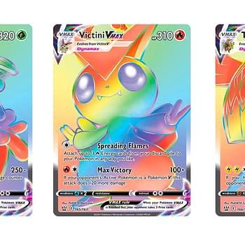 Secret Rare Cards Of Pokémon TCG: Battle Styles Part 1