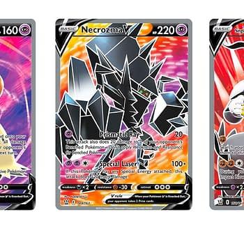 Full Art Cards Of Pokémon TCG: Battle Styles Part 3