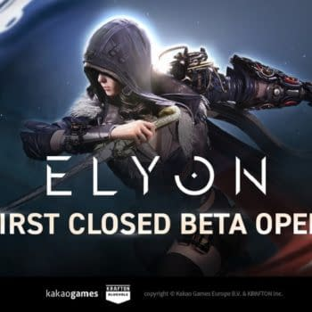 Elyon's First Closed Beta Now Funning In Europe & North America