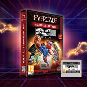 Evercade Unveils The Bitmap Brothers Collection 1