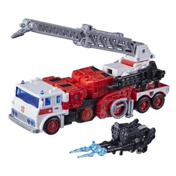 Transformers Generations Artfire and Nightstick Arrive From Hasbro