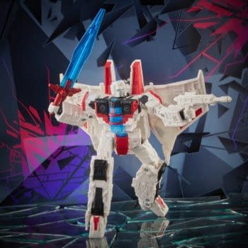 Transformers Shattered Glass Starscream Figure Debuts With Hasbro