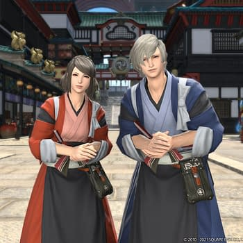 Final Fantasy XIV Online Launches PS5 Version & Patch 5.55