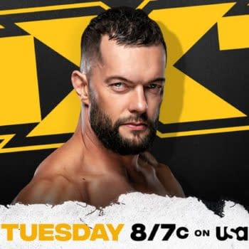 Former Champion Finn Balor Returns To NXT This Tuesday