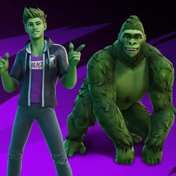 Beast Boy From Teen Titans Makes His Way To Fortnite