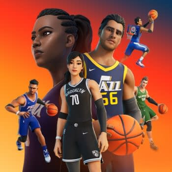 The NBA & Fortnite Partner Up For The First Time During Playoffs